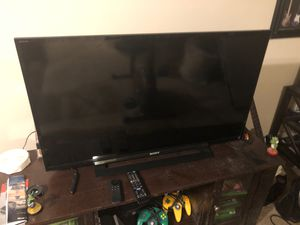 """42"""" Sony TV. Got a new bigger one and need this one one gone. It works perfectly so I'm asking for $200 OBO. for Sale in Bellevue, WA"""