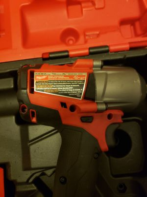 Milwaukee m18 1/2 wrench for Sale in Greenbelt, MD