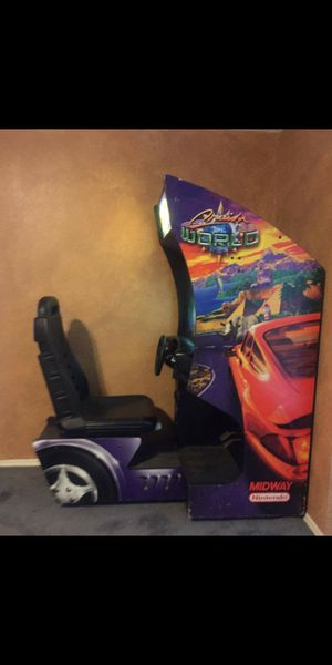 Arcade Driving Game for Sale in Arlington, TX