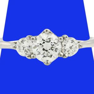 S8153 LADIES DIAMOND ENGAGEMENT RING 0.80CT 14k GOLD WEDDING BAND for Sale in Costa Mesa, CA
