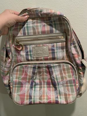 Coach backpack for Sale in Brandon, FL