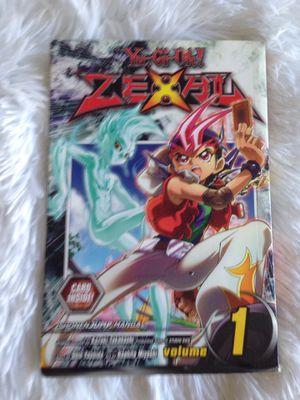 Yu-Gi-Oh! Zexal vol 1 for Sale in Stockton, CA