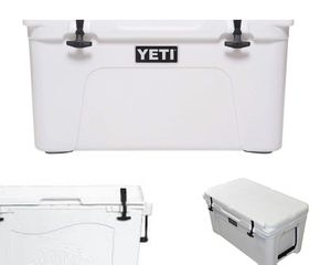 Forever keeping it cool with the extra ultra duty YETI Tundra! for Sale in Wenatchee, WA
