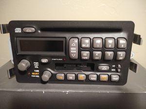 GM Pontiac am/fm/CD/cassette radio part number #25721601 for Sale in Lakeland, FL