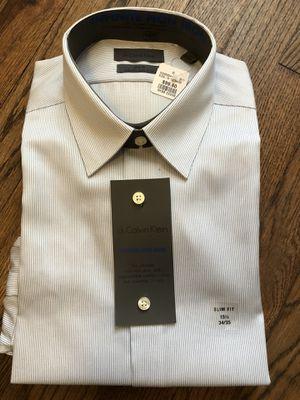 Calvin Klein Dress Shirt for Sale in San Antonio, TX
