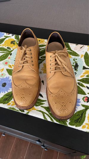 Cole Haan leather wing tip dress shoes for Sale in Anaheim, CA