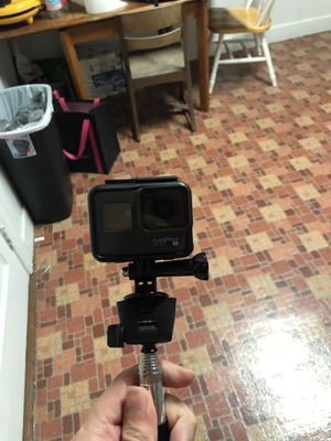 GoPro Hero 6 w/accessories for Sale in Albany, NY