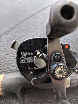 Daiwa Procaster fishing reel w/rod for Sale in Lake Worth, FL