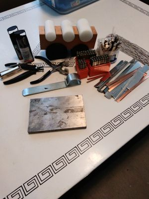 Metal Stamping Supplies for Sale in Creedmoor, NC