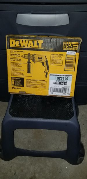 Delwalt hammer drill electric for Sale in Germantown, MD