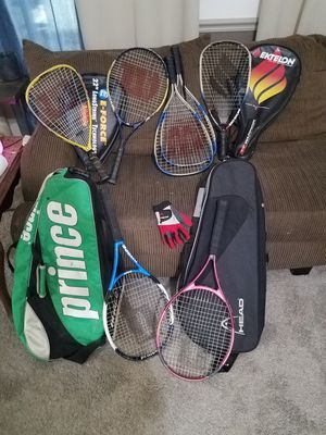 RACKETS for Sale in Fresno, CA