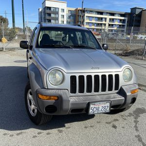 2004 Jeep Liberty 4WD for Sale in Daly City, CA