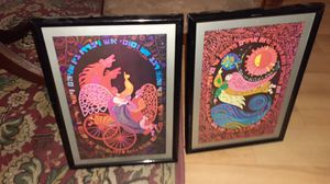 Framed Pair of Modern Prints for Sale in Washington, DC