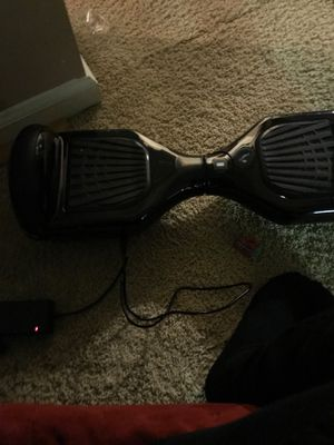 Hoverboard with charger !!! for Sale in Fayetteville, GA