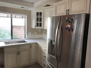 Kitchen Solid Antique White Cabinet Wholesale Warehouse for Sale in Whittier, CA