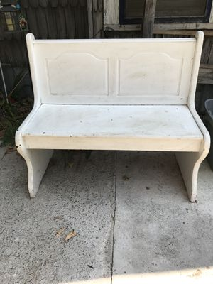 Project bench for Sale in Fresno, CA
