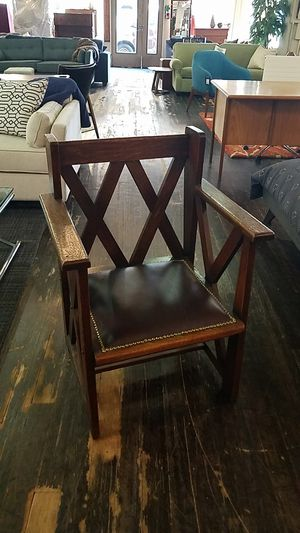 Arts+Crafts chair for Sale in Portland, OR