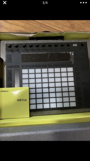 Ableton Push 2 Software Controller Instrument NEW for Sale in Garden Grove, CA