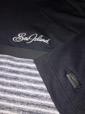 Nike 'Tiger Woods' Golf Shirt, Sea Island Golf Club, St. Simons Island, GA, New with Tag, Extra Large, $15 for Sale in Marietta, GA