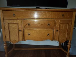 Antique Buffett Table 1920s for Sale in North Ridgeville, OH