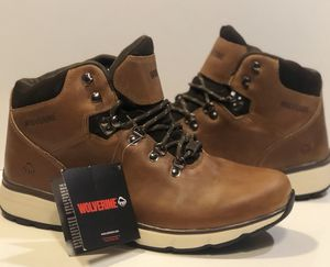 Wolverine Mens Leather Work Boot Brand New Mens Size 11M🔥🔥👍👍 for Sale in Miami, FL
