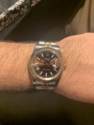 Rolex oyster perpetual datejust 41mm for Sale in Anaheim, CA