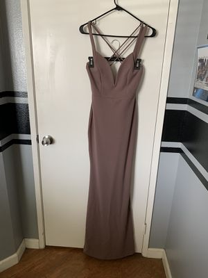 Mauve prom dress for Sale in Bloomington, CA