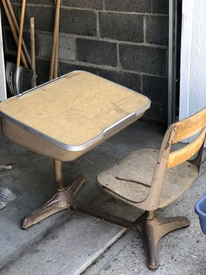 Vintage School Desk for Sale in Cherry Hills Village, CO