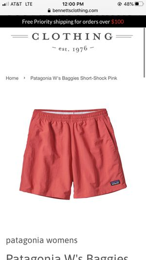 Patagonia women's shorts for Sale in Chicago, IL