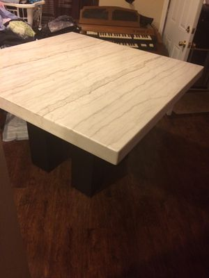Marble table for Sale in Murfreesboro, TN