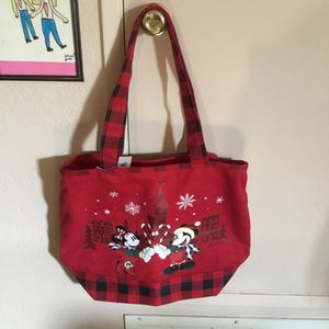 Walt Disney World Zippered CHRISTMAS BAG for Sale in Garden Grove, CA
