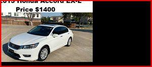 ֆ14OO_2013 Honda Accord for Sale in San Francisco, CA