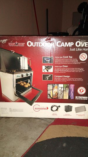 Camp Chef Outfoor Camp Oven for Sale in Phoenix, AZ