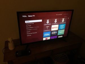 32inch roku tv for Sale in South Bend, IN
