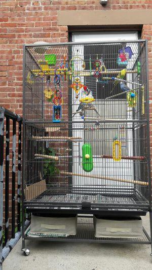 Large Prevue Flight Bird Cage for Sale in Boston, MA