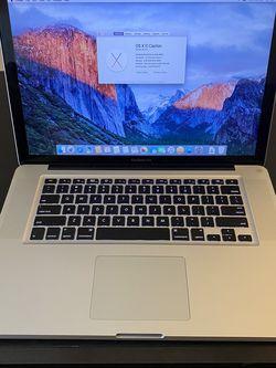 """Macbook Pro 15"""" for Sale in Miami,  FL"""