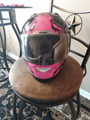 Women's Motorcycle helmet for Sale in Grain Valley, MO