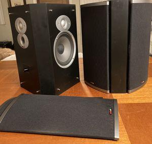 Polk Audio fxi5 Speakers for Sale in St. Petersburg, FL