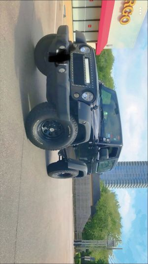Jeep Wrangler very clean first owner for Sale in Houston, TX