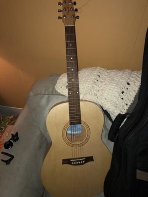 Seagull excursion folk natural acoustic guitar for Sale in Eau Claire, WI