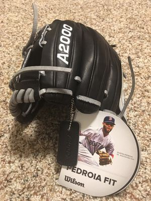"""Wilson A2000 Brand New 11.5"""" Baseball Glove for Sale in Kenmore, WA"""