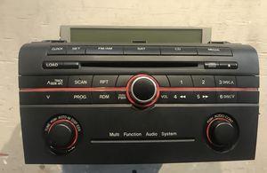 Mazda 3 Radio 2006-2007 for Sale in Dallas, TX