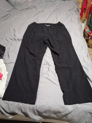 WOMANS BLACK DRESS/WORK PANTS-SIZE 14 for Sale in Jacksonville, FL
