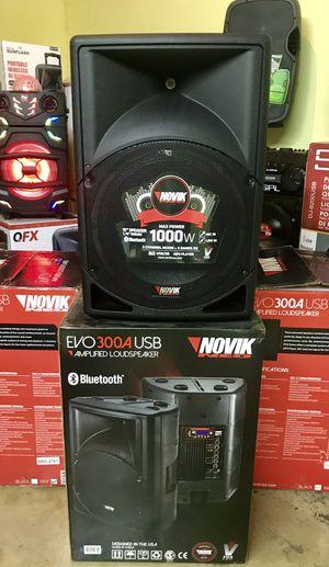 Speaker Bluetooth,radio,USB,AUX,sonido fuerte perfecto para eventos y casas for Sale in Miami Springs, FL