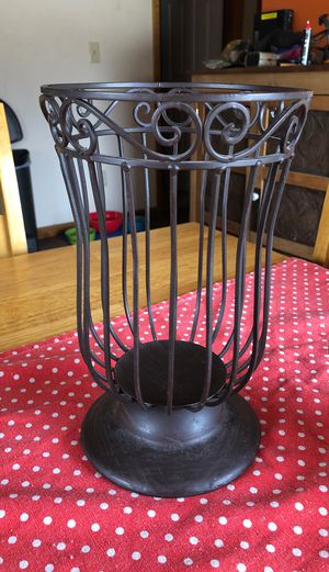 Celebrating Homes Pillar Candle Holder for Sale in Barnhart, MO