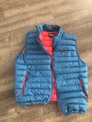 Patagonia Goose-down Vest Men's Large for Sale in Chehalis, WA