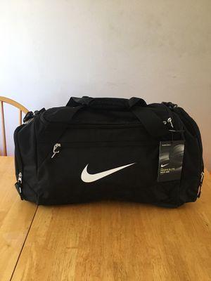 Brand new Nike basketball hoops elite max air duffel bag Gym school for Sale  in Spring a3ae7ed327446