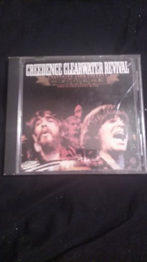 Creedence Clearwater Revival Cd 20 Greatest Hits for Sale in Summerfield, FL