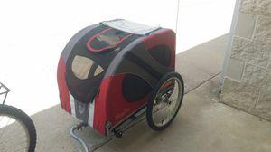 Doggy ride novel. Dog bike trailer for Sale in Plano, TX