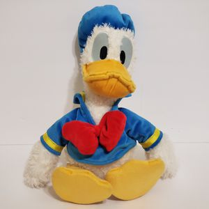 "Disney Parks Donald Duck Plush Fuzzy Stuffed Animal Toy 16"" for Sale in La Grange Park, IL"